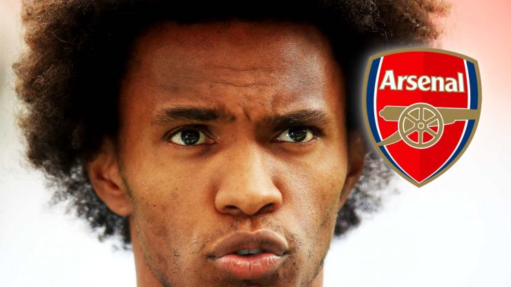 Willian in talks with Arsenal after turning down Chelsea extension