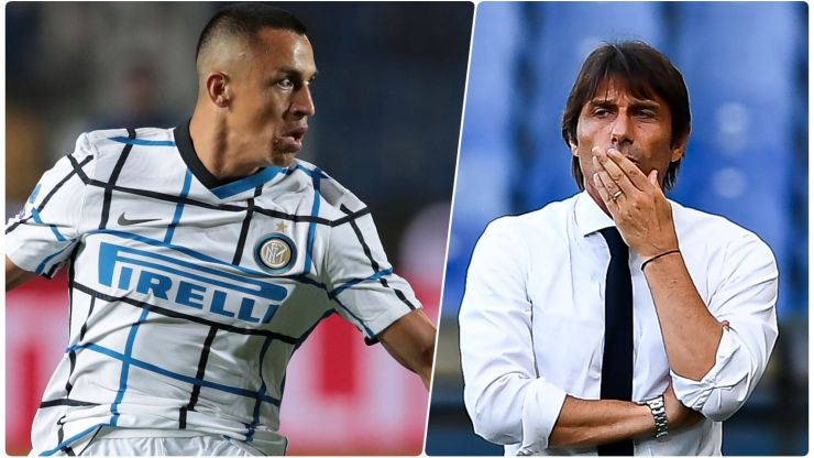 Conte out and Sanchez in on permanent deal as it all heats up for Inter