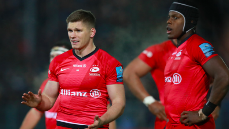 England stars Owen Farrell and Maro Itoje urged to join Super Rugby