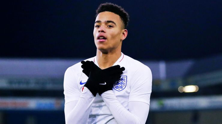 Mason Greenwood receives England call-up but no place for Jack Grealish