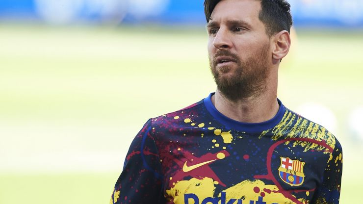 Lionel Messi adamant contract clause means he can leave Barcelona for free