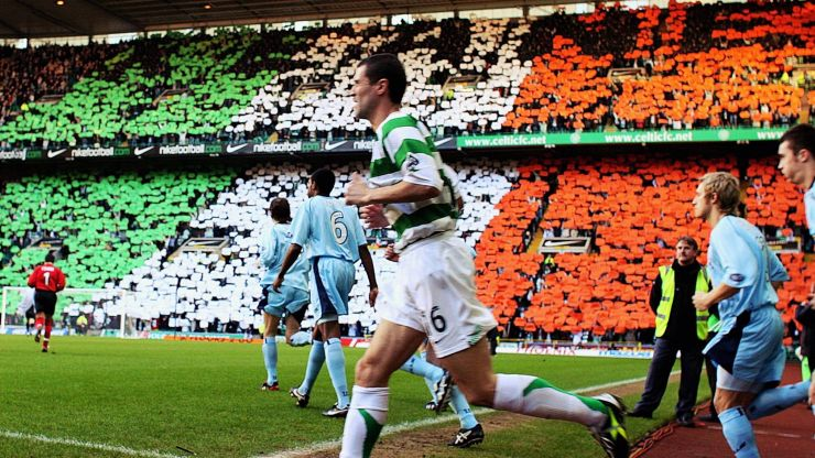 Name the 17 Ireland internationals to play for Celtic in the past 50 years