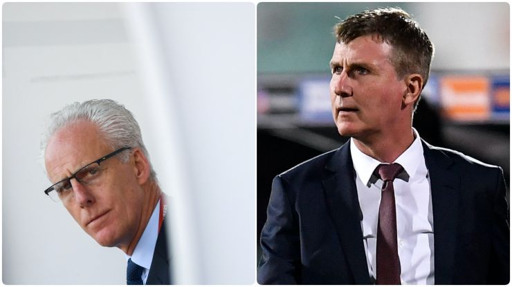 Mick McCarthy analyses Stephen Kenny's first game in charge as Ireland manager
