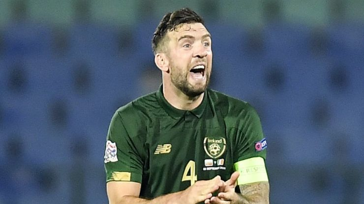 """""""I take the blame for it, it was sloppy"""" - Shane Duffy"""