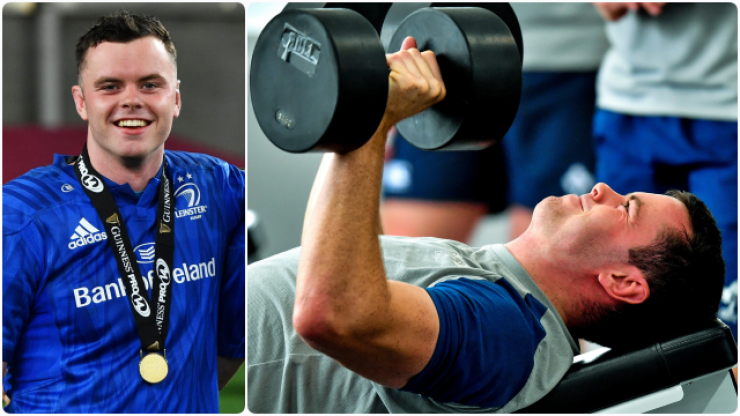 The 6am gym sessions and relentless rehab behind James Ryan's miraculous comeback