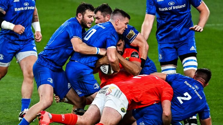 Three factors behind Leinster's meanest defence in years