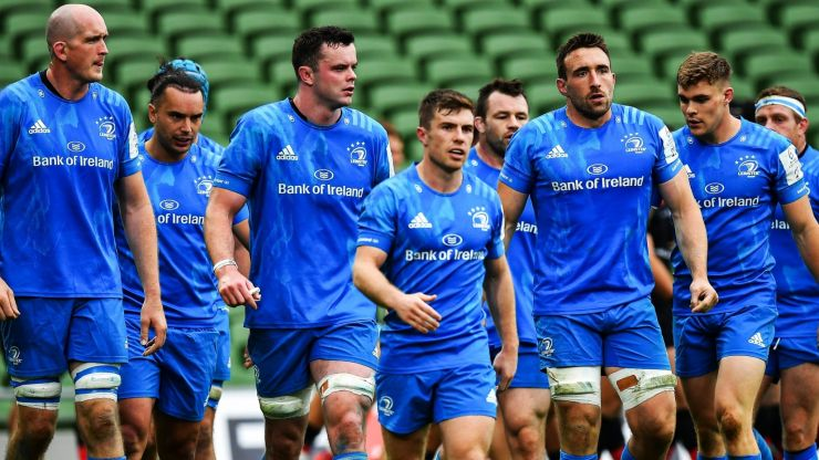Leinster scrummed to death as Saracens remind everyone who's boss