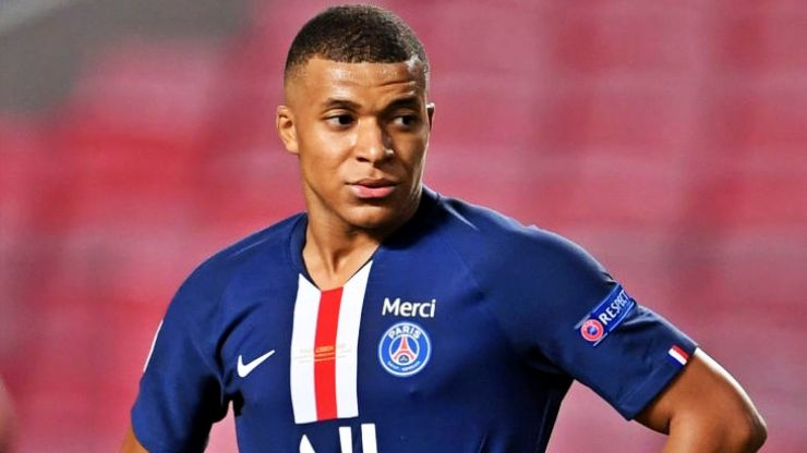 Kylian Mbappe tells PSG he wants to leave in 2021