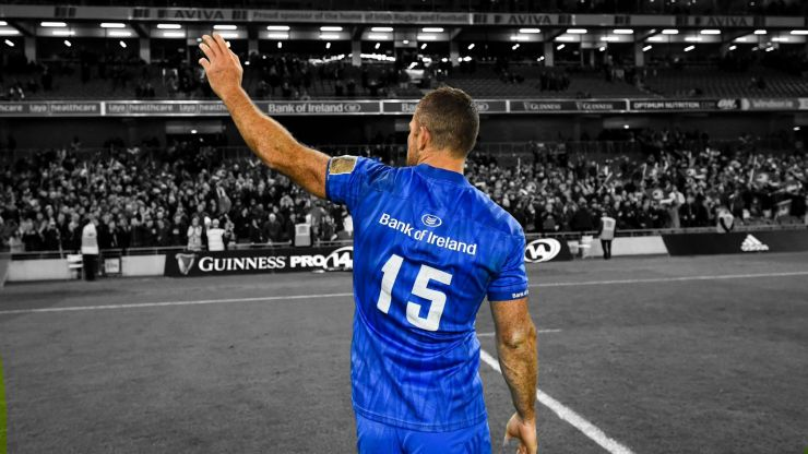 Rob Kearney calls time on history-making rugby career