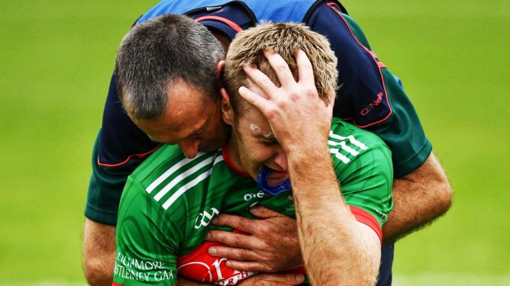 No silverware but a country's respect for Loughmore-Castleiney