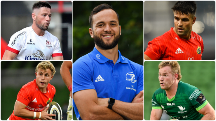 Will Ireland's best scrum-half please stand up?