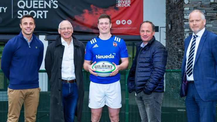 Ireland's most productive rugby club selects Greatest XV