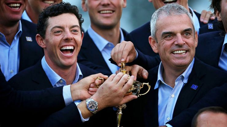 """My job at Sky is not to be a cheerleader for Rory McIlroy"" - Paul McGinley"