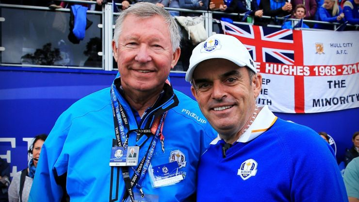 Paul McGinley on Alex Ferguson's three key tips for leading players to glory