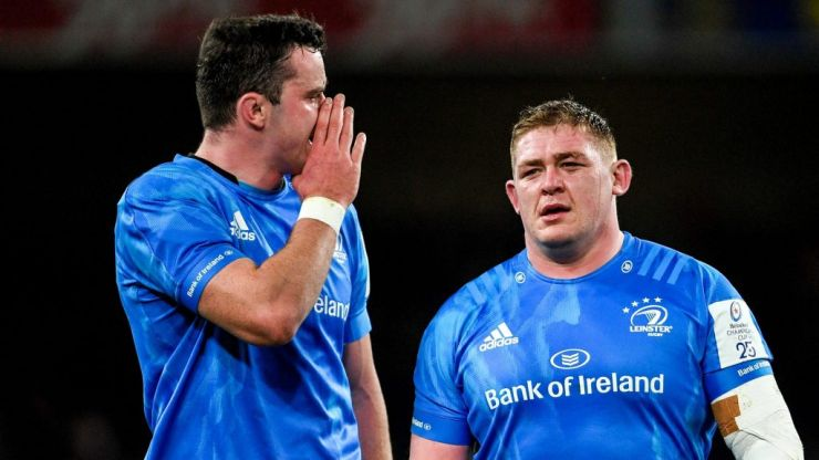 James Ryan lasts only 25 minutes as Leinster tear Connacht asunder