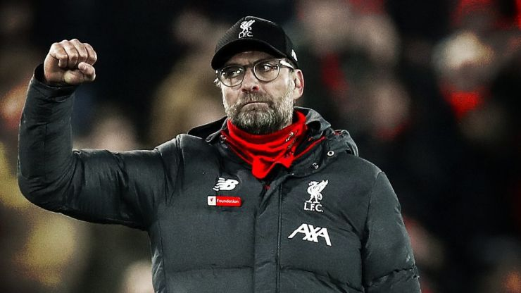 Jurgen Klopp's contagious mentality is creating a generation of Liverpool winners