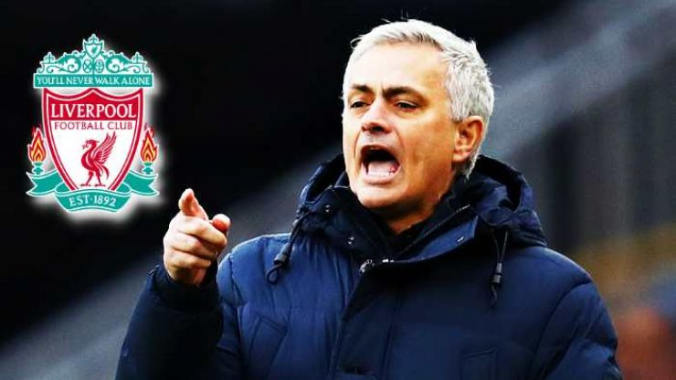 Is Mourinho the man to derail the Liverpool steam train?