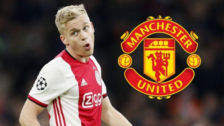 Manchester United Make Smart Move For Donny Van De Beek Sportsjoe Ie