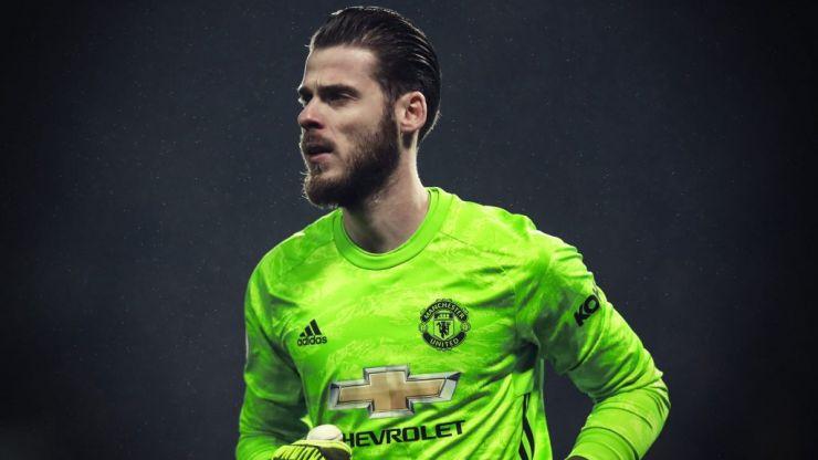 Manchester United have finally broken David De Gea