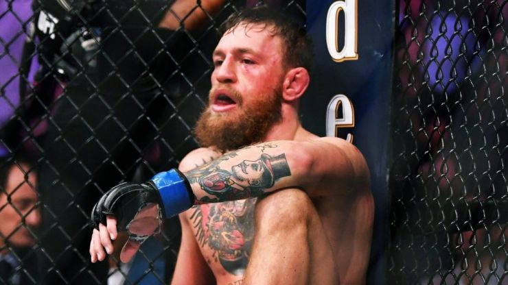 Conor McGregor admits he was drinking during Khabib training camp