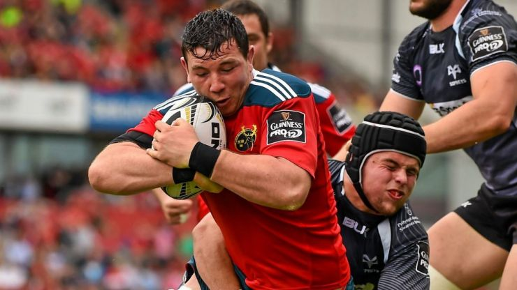 Former Munster star Paddy Butler signs for top Japanese side