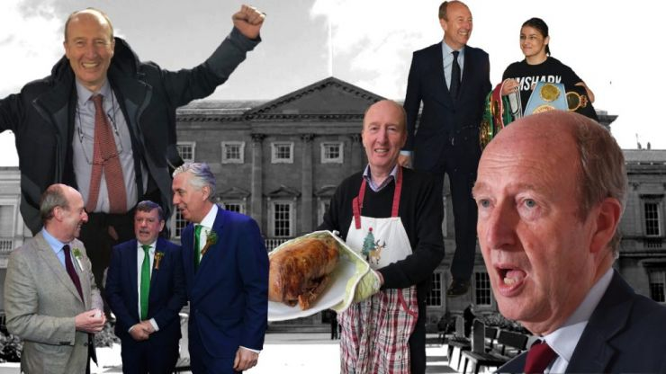 Inside Shane Ross' diary: the wrong man in the wrong job