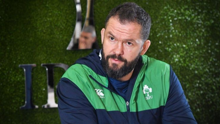 Injuries to three form players cause Six Nations concern for Andy Farrell