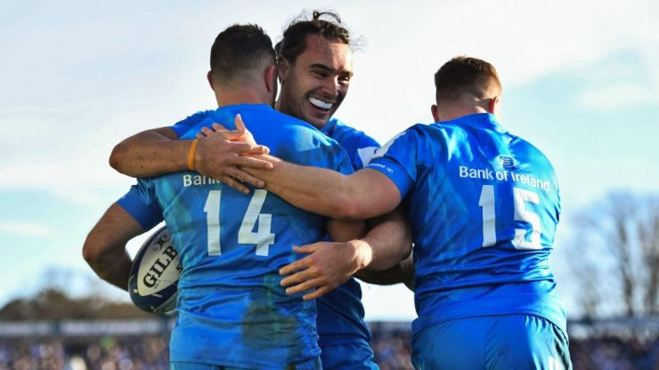 Max Deegan makes Six Nations statement as Leinster crush Lyon