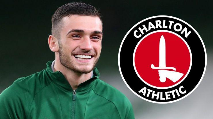 Charlton want Troy Parrott on loan until end of the season