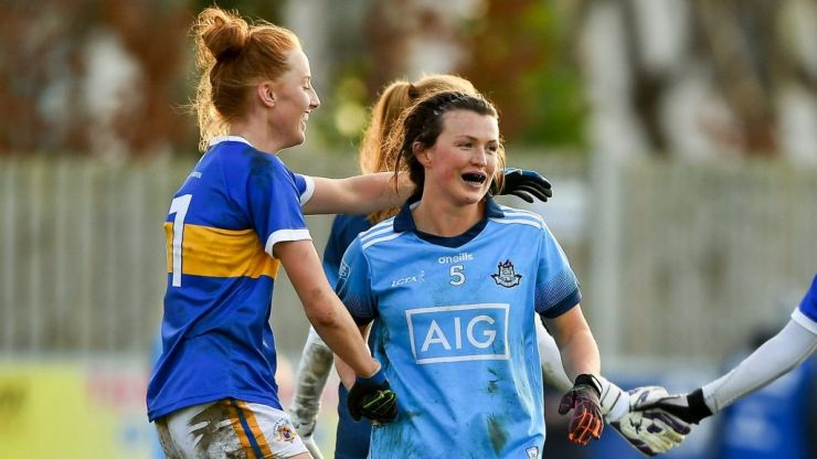 Tipperary make statement of intent with battling draw against Dublin