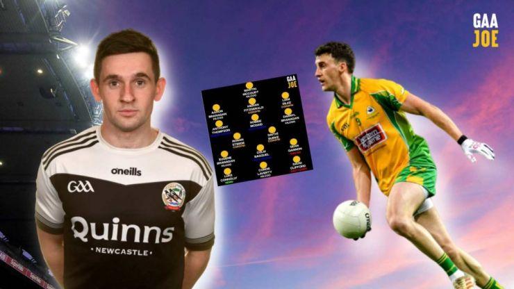 GAA JOE club football team of the year