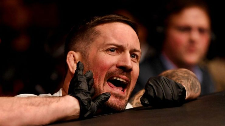 """""""Conor's definitely going to be competing before the summer"""" - John Kavanagh"""