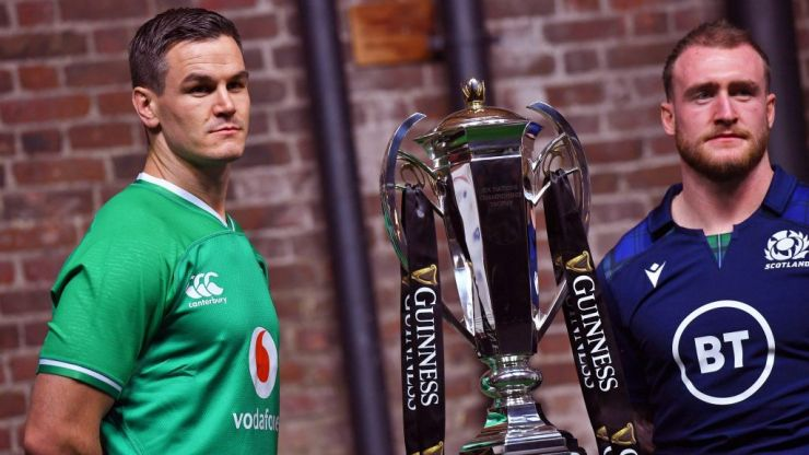An exciting, new-look Ireland team to face Scotland
