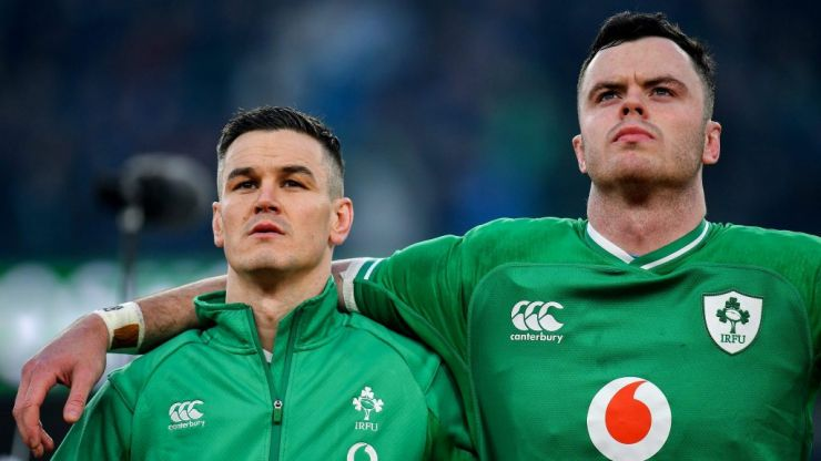 Two big changes as Ireland name team to face Wales