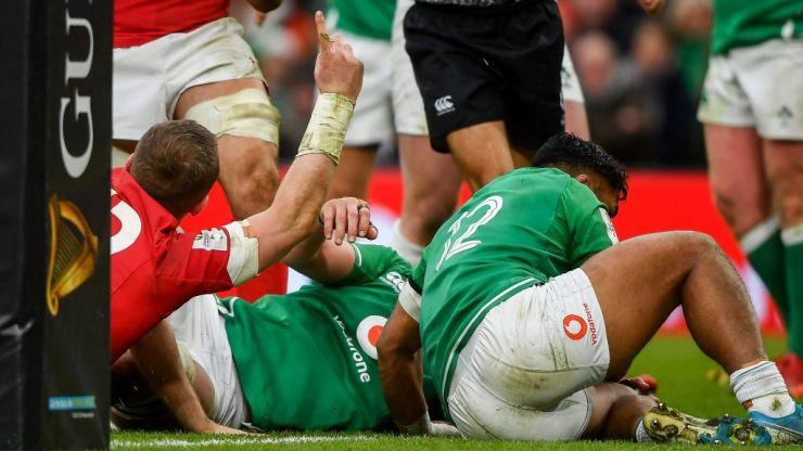 """""""It was a big game-shifter"""" - Alun Wyn Jones laments Wales' missed opportunity"""