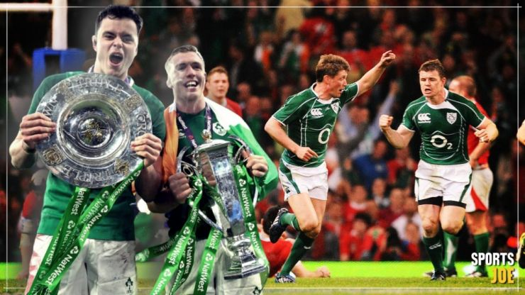 The inside story of Ireland's greatest Six Nations moments