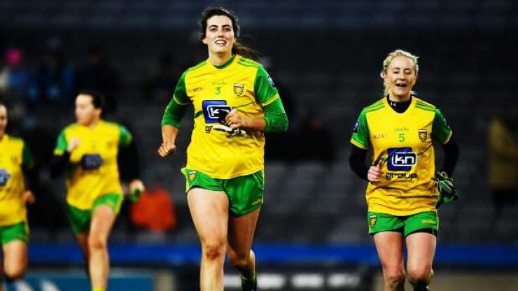 Donegal bond getting stronger and stronger as league hits full swing