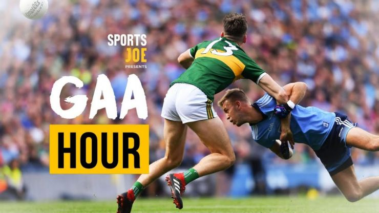 The GAA Hour   Football   Jonny Cooper interview and David Gough clarifies