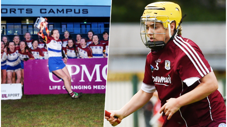 McGrath shows her absolute class as UL make it five in a row