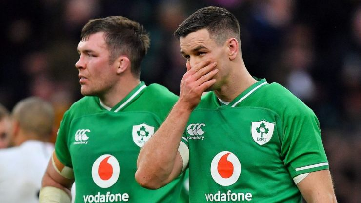 'Were they up for it more than us? That's my responsibility' - Andy Farrell