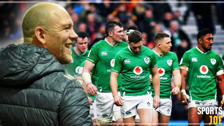 """Ireland don't ever do anything different and that's the worry"" - Mike Tindall"