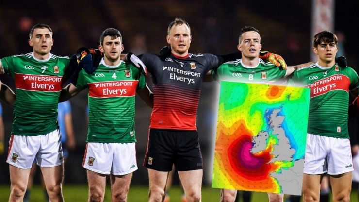 Mayo issue update on crunch Allianz Leagues clash with Kerry