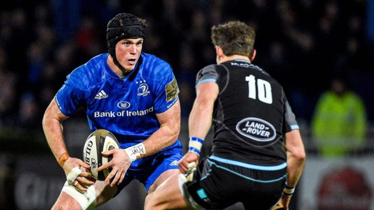 The future of Leinster and Ireland's second row is officially here