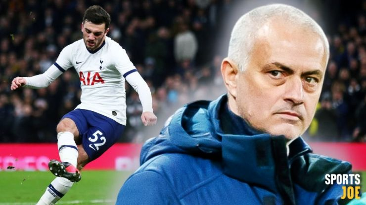 Jose Mourinho picks typically horrible time to throw Troy Parrott under the bus