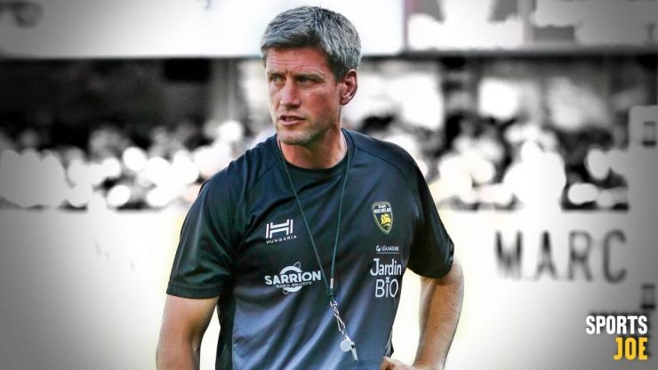 """""""Rugby isn't played on a laptop"""" - Ronan O'Gara on his coaching journey"""
