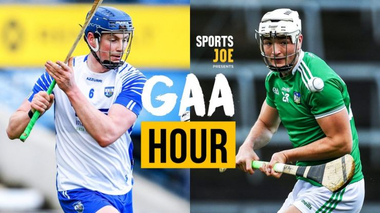 The GAA Hour | Weekend preview, manager speeches & medical team etiquette
