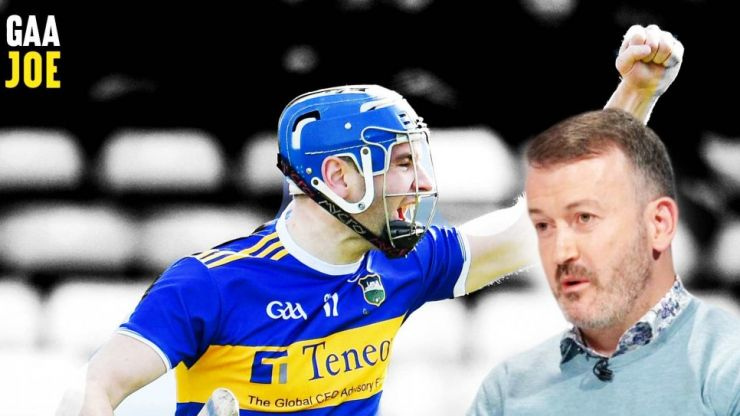 Donal Óg sums up John McGrath's elusive brilliance best