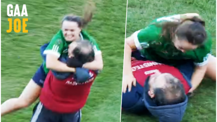 Siobhan McGrath makes Croke Park her own as Sarsfields end Slaughtneil dominance