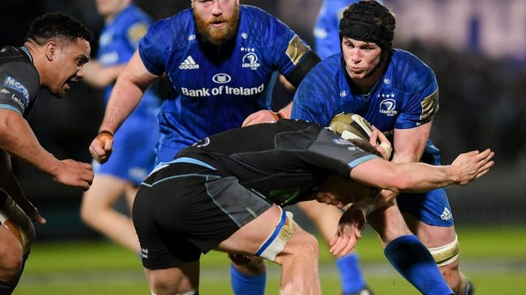 Leinster's Ryan Baird included in Ireland training camp squad