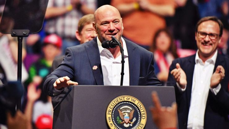 Dana White and the UFC should stop the madness now